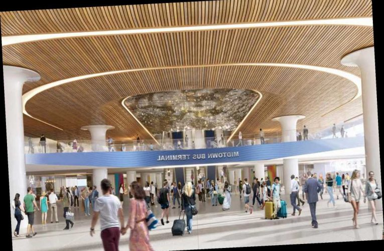 Port Authority unveils plans to replace NYC bus terminal by 2031