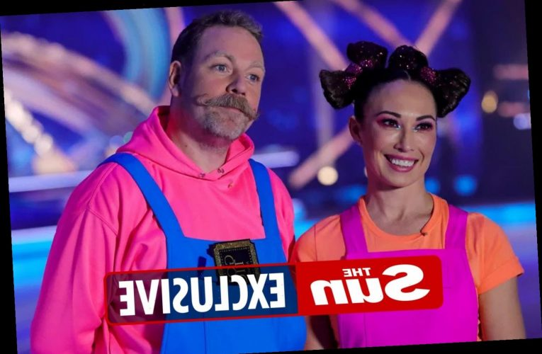 Dancing On Ice bosses refuse to axe Rufus Hound over homophobic and racist tweets