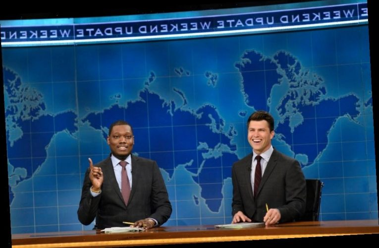 'Weekend Update' Goes Nearly Trump-Free For First Time In Years, Spoofs Martin Scorsese's Fran Lebowitz Docu