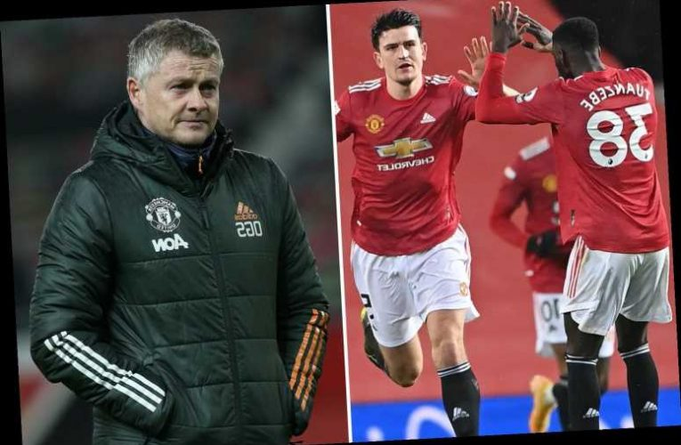 Solskjaer and Harry Maguire slam Man Utd flops after Sheffield United defeat as captain moans over referee 'mistakes'