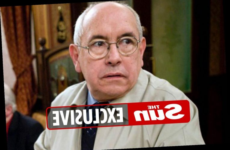 Coronation Street's Malcolm Hebden secretly retires so fans will never see legendary Norris Cole on the cobbles again