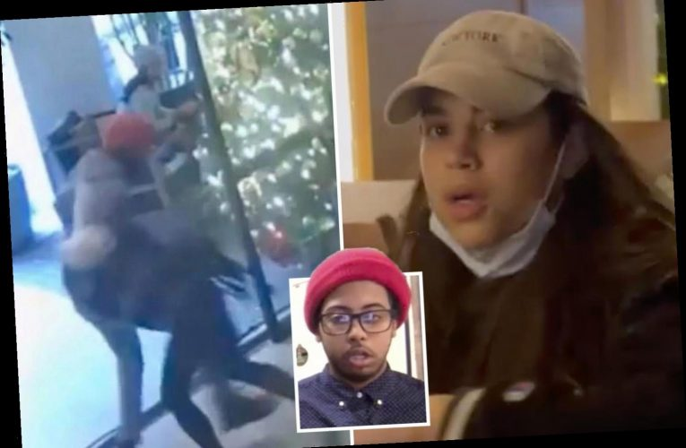 'SoHo Karen' who tackled black boy says 'I don't see the problem' after fleeing to CA as separate boozing charge emerges