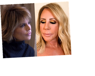 Vicki Gunvalson Trashes Lisa Rinna: You Would Be NOTHING Without Me!
