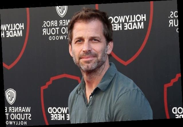 Zack Snyder Has 'No Plan' to Make More DC Movies After 'Justice League'