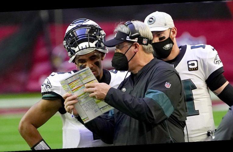 Eagles fire Doug Pederson as head coach after 5 seasons