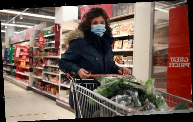 Police in England say they won't enforce masks in supermarkets