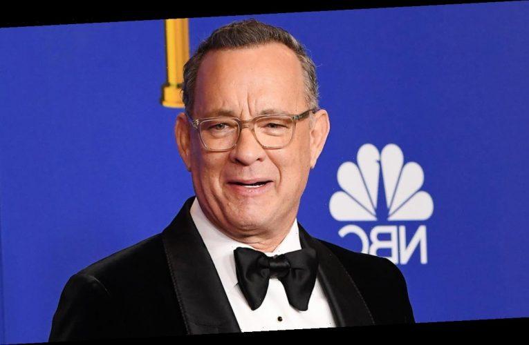 Tom Hanks to host 'Celebrating America' special leading into Joe Biden's inauguration ceremony