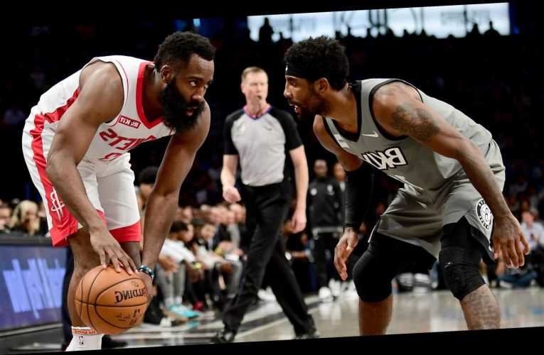 Opinion: Nets' Kyrie Irving and James Harden won't be able to coexist