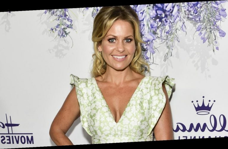 Candace Cameron Bure addresses online critics: 'People forget that … I'm a real person'