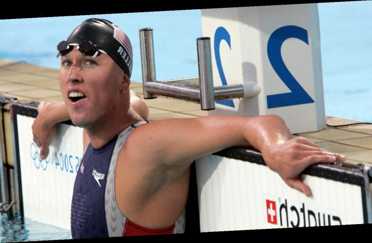 Olympic gold-medal swimmer Klete Keller charged in connection with U.S. Capitol riot