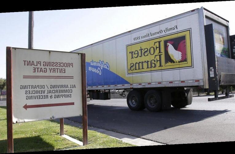 12th worker's COVID death renews pressure on California poultry producer Foster Farms