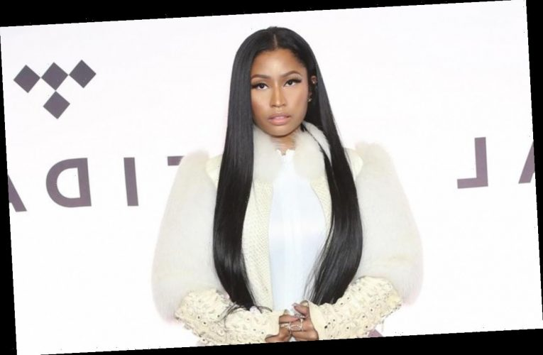 Nicki Minaj Sued for $200 Million for Allegedly Ripping Off Song 'Rich Sex'