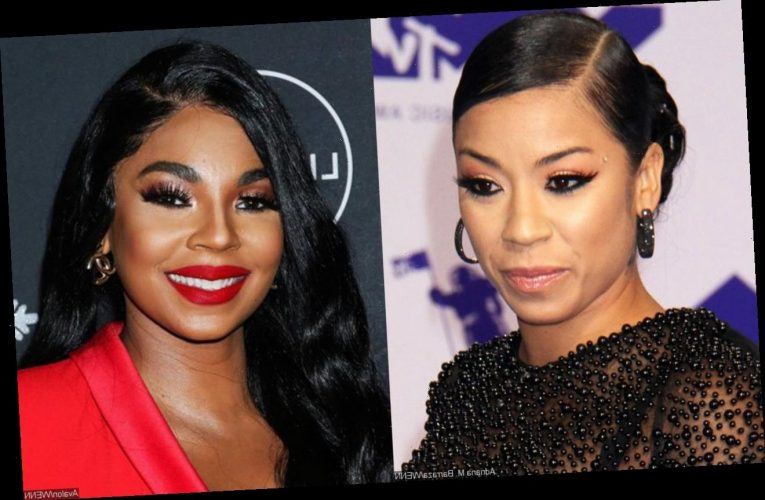 Keyshia Cole Rolls Her Eyes After Her 'Verzuz' Battle With Ashanti Is Delayed Again