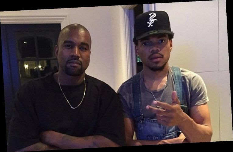 Chance the Rapper Reacts to Viral Clip of Kanye West Screaming at Him in Wyoming