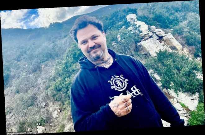 Thieves Crash Bam Margera's Stolen Bentley Into House During High-Speed Chase