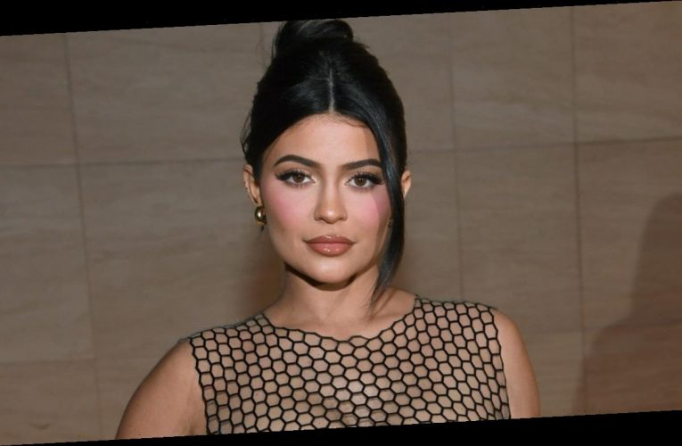Kylie Jenner Shares Video of High-Tech Shower in Response to Critics