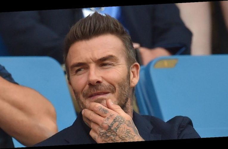 David Beckham to face fury 'over deal with country that banned homosexuality'
