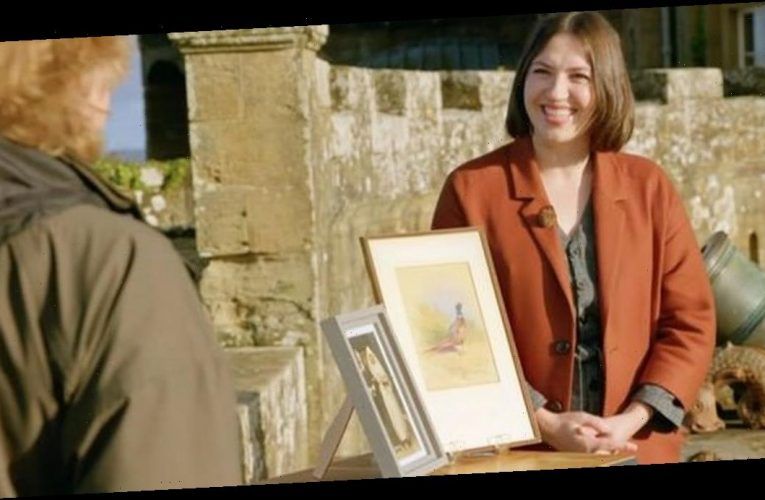 Antiques Roadshow guest gobsmacked by value of heirloom art she refuses to sell