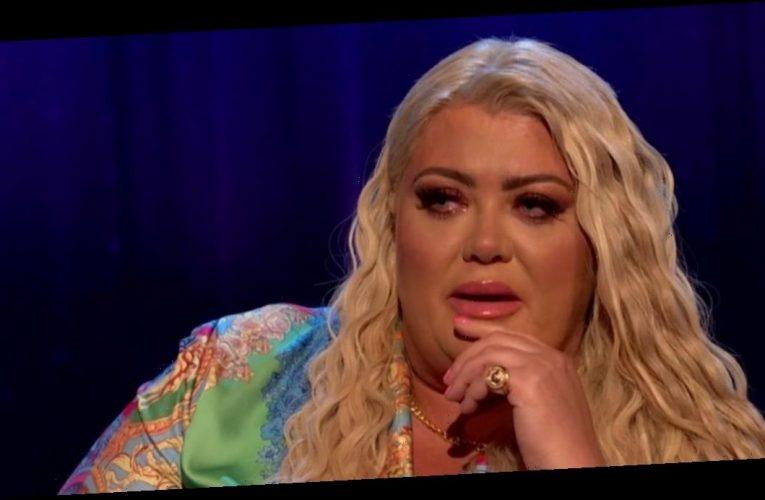 Gemma Collins in tears as she admits she felt suicidal after James Argent split