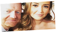 Jacqueline Jossa shares heartfelt tribute to on-screen dad Jake Wood after EastEnders exit