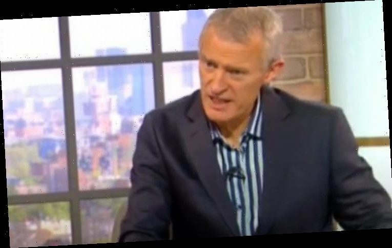 'Their loss!' Jeremy Vine hits out at EU's refusal to renegotiate key part of Brexit deal