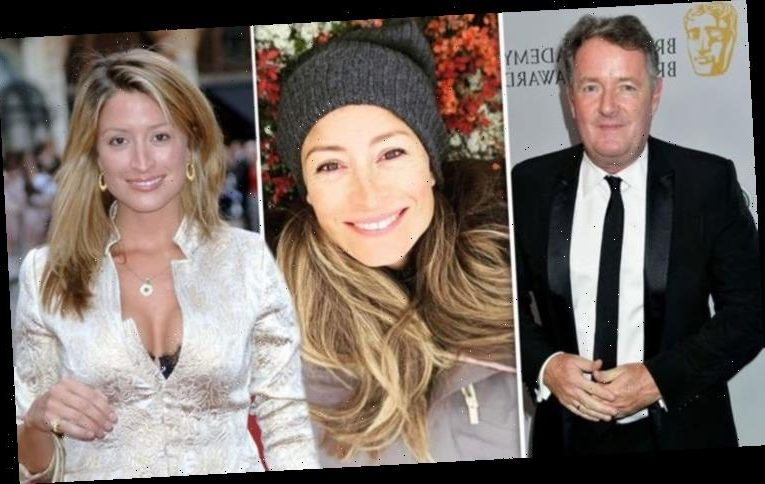 Piers Morgan's cousin Rebecca Loos regrets not asking him for advice during showbiz years