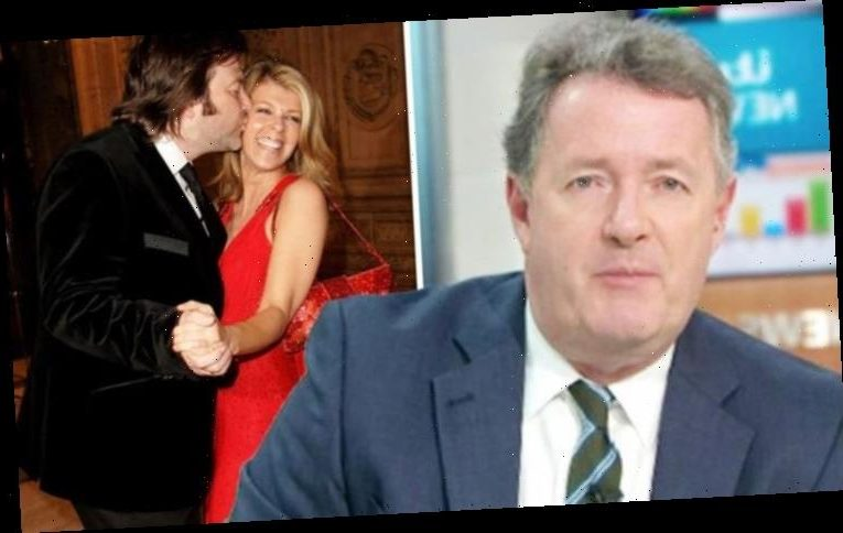 Piers Morgan says Kate Garraway and husband were 'happier than ever' before tragedy struck