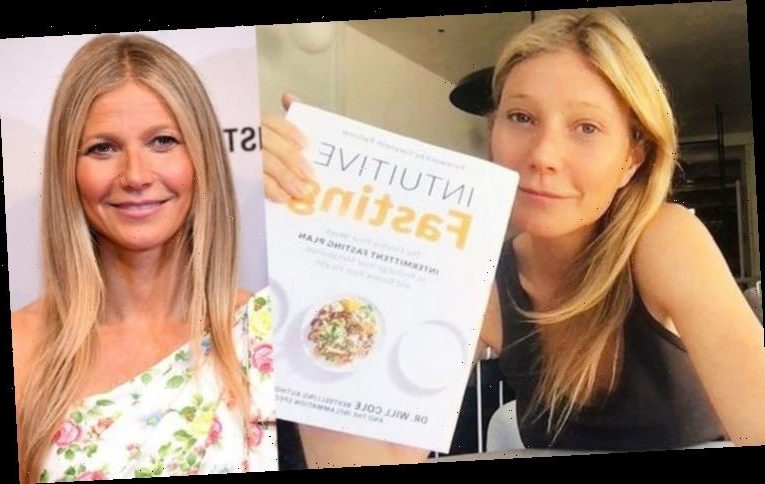 Gwyneth Paltrow comes under fire from NHS doctor after she shares Covid 'healing' regime