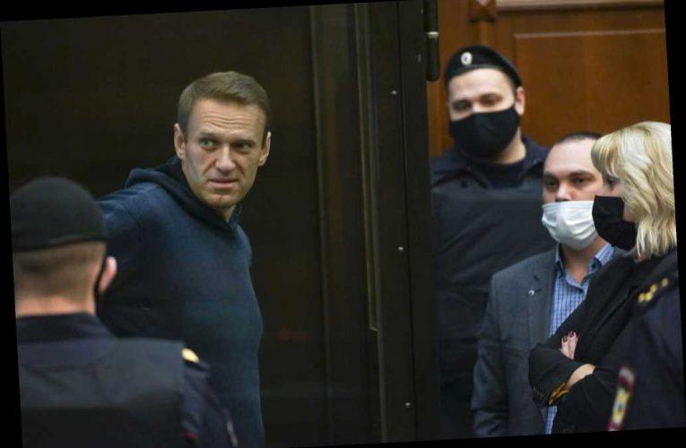 Moscow court orders Kremlin foe Navalny to prison