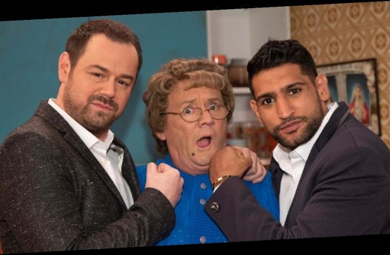 Mrs Brown's Boys spin-off show facing the axe amid coronavirus chaos