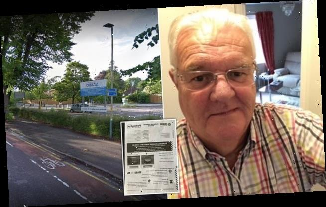 Disabled driver gets £100 parking fine while getting Covid vaccination