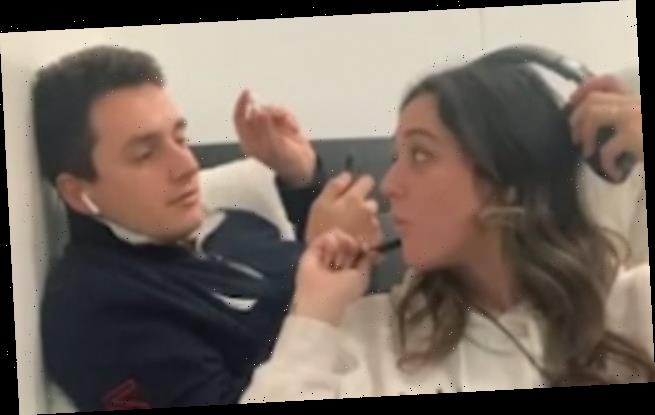 Woman pranks fiancee by pretending to be playing Xbox with another guy