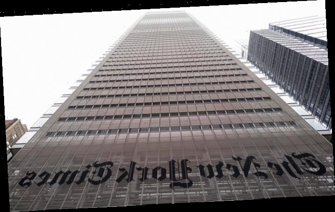 Almost half of NYT employees 'don't feel they can speak freely'