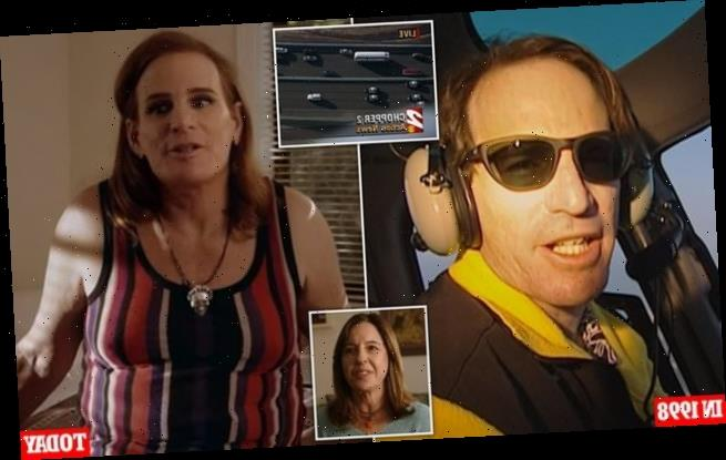 Whirlybird: Live Above LA tells the story of Zoey Tur and her ex-wife