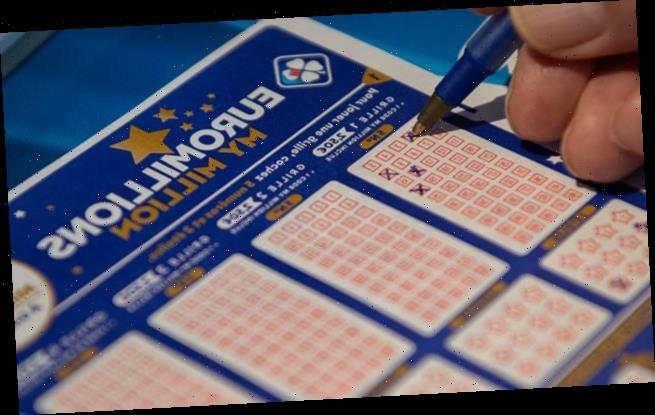 Britain's biggest ever EuroMillions winner could be crowned Tuesday