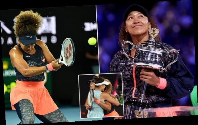Naomi Osaka cruises to Aussie Open title with win over Jennifer Brady