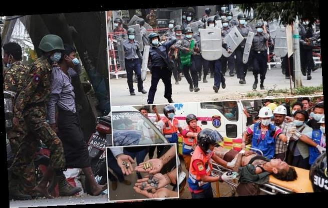 Myanmar: Dominic Raab condemns killings