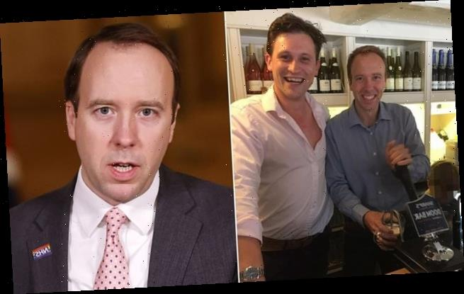 Matt Hancock's pub landlord neighbour faces probe