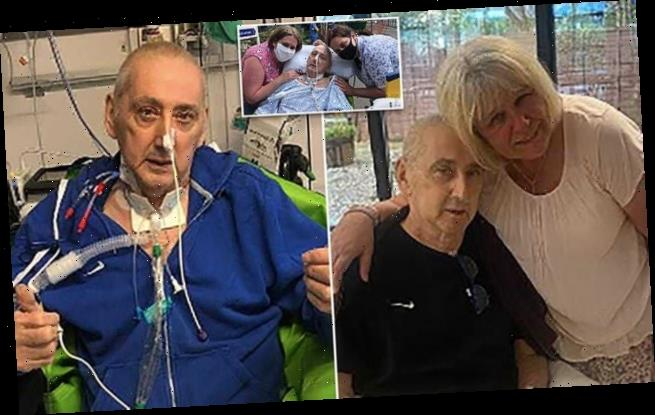 Covid survivor, 63, battled the virus in intensive care for 172 days
