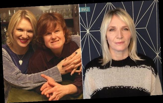 Jo Whiley's sister 'refused to talk to her' over Covid-19 vaccine