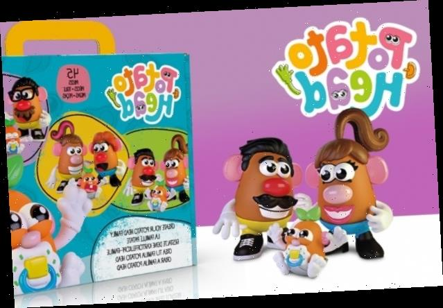 Mr Potato Head Is Now Gender Neutral And Everyone's Got Jokes: 'From Stud to Spud'