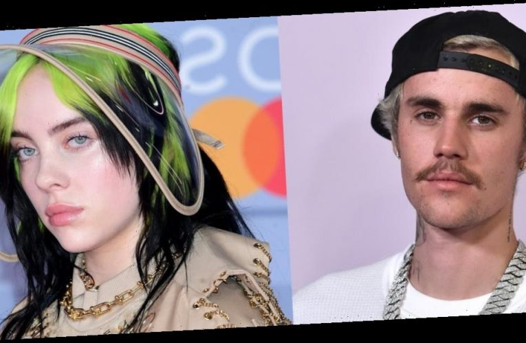 Justin Bieber's Text To Billie Eilish In 'The World's A Little Blurry' Is So Supportive