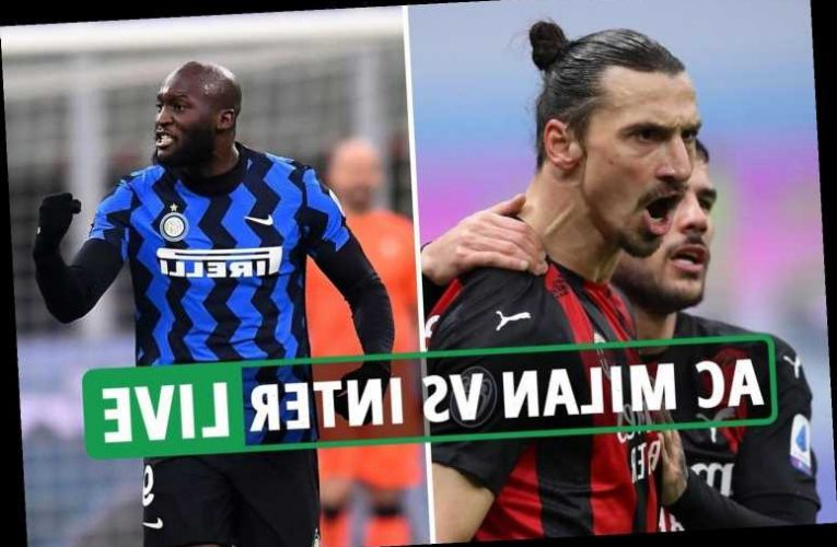 AC Milan vs Inter Milan: Live stream, TV channel, team news and kick-off time for TODAY'S huge Milan derby