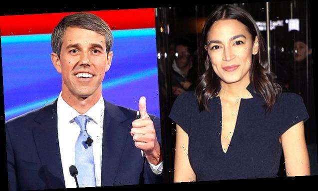 AOC & Beto O'Rourke Praised For Raising Big Dollars & Help For Texas Victims After Ted Cruz Flees To Cancun