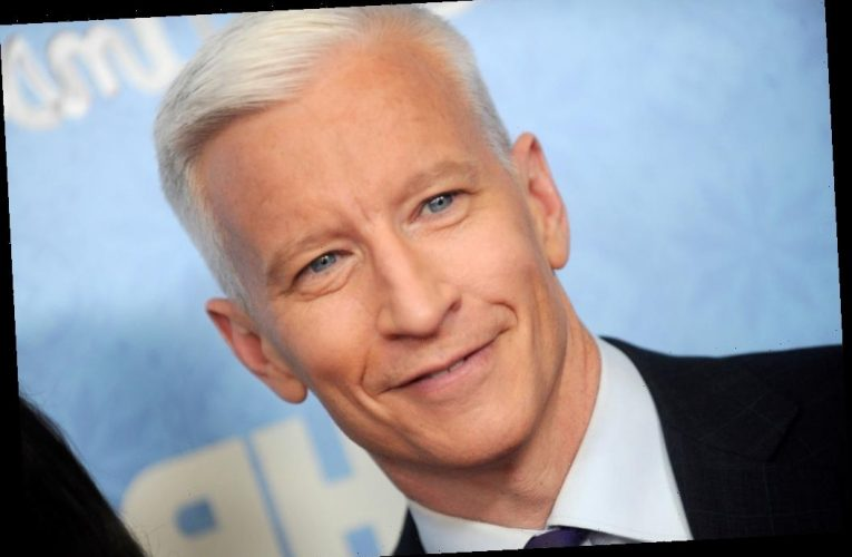 Anderson Cooper Is Actually Living With His Ex to Make Co-Parenting Easier