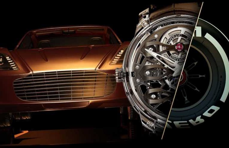 Aston Martin Lovers May Now Also Get Luxury Watches From Them