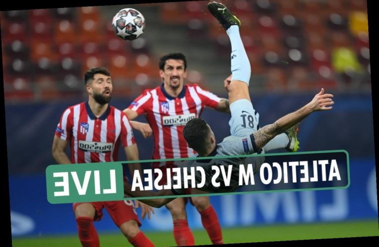 Atletico Madrid 0 Chelsea 1 LIVE REACTION: Giroud scores incredible bicycle kick to seal Blues victory  – latest updates