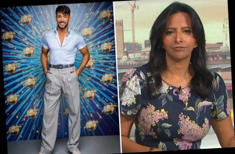 Strictly heartbreak for Ranvir Singh, 43, as Giovanni Pernice, 30, says there's 'no way' he'd date her