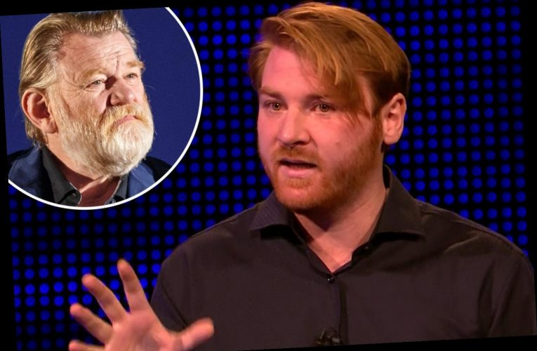 The Chase fans 'lose it' as Brendan Gleeson lookalike turns out to be Irish actor's son