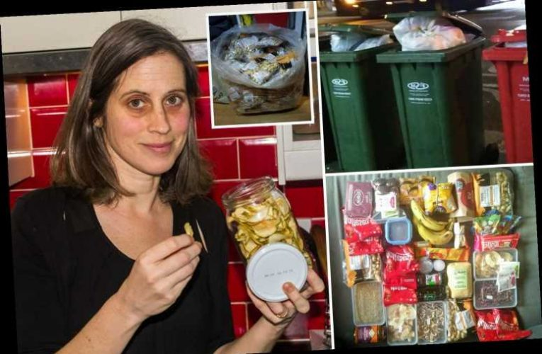 I've saved £700 in two months by bin diving – ALL my food comes from the trash and I share it with homeless people